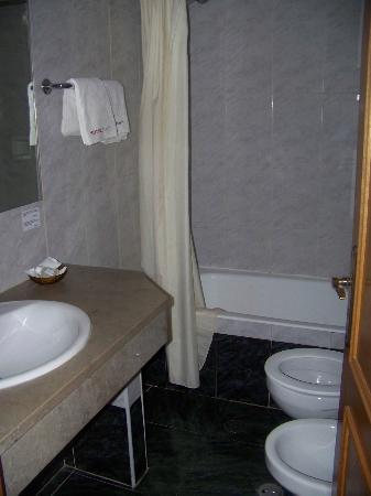 Hotel Do Chile : il bagno