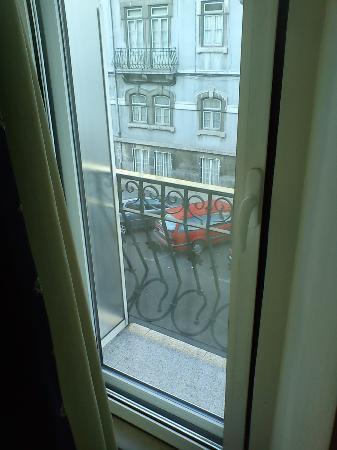 Hotel Do Chile : la vista dalla camera - foto 1