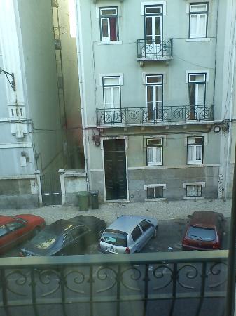 Hotel Do Chile : la vista dalla camera - foto 2