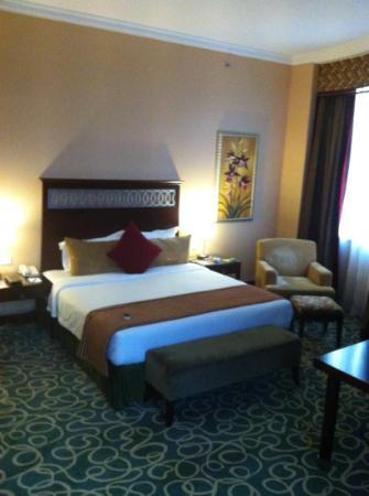 One to One - Concorde Fujairah Hotel: delux room 1104