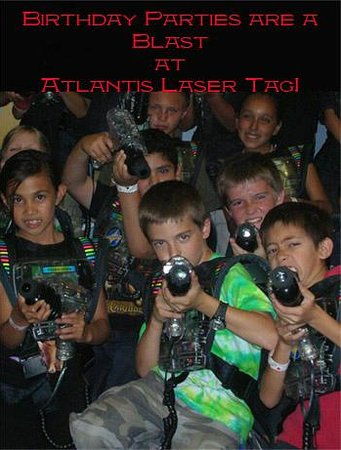 Atlantis Laser Tag