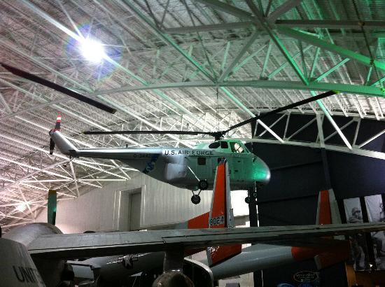 Strategic Air & Space Museum: H-19B, S/N 53-4426, Chickasaw, Sikorsky