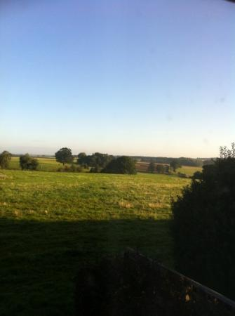 The Old Vicarage: views from the room
