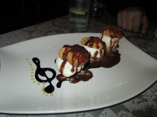 Cardo Restaurant: tasty sweet