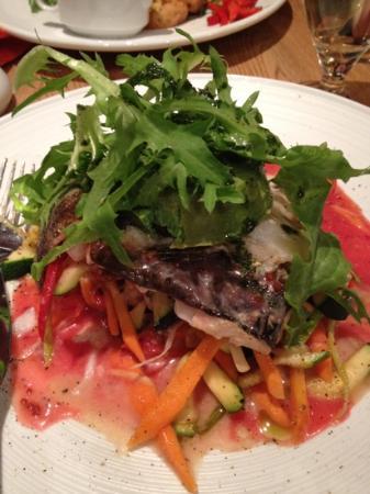 Rae Restaurant & Cafe: torsk