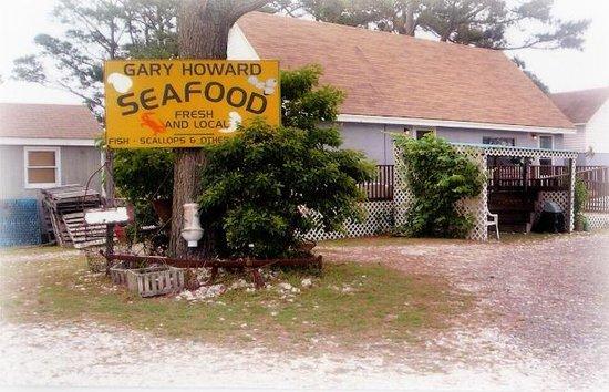 Gary Howard Seafood Foto