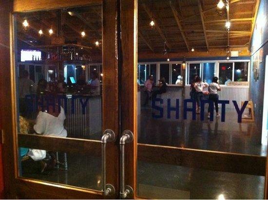 The Shanty: Entrance