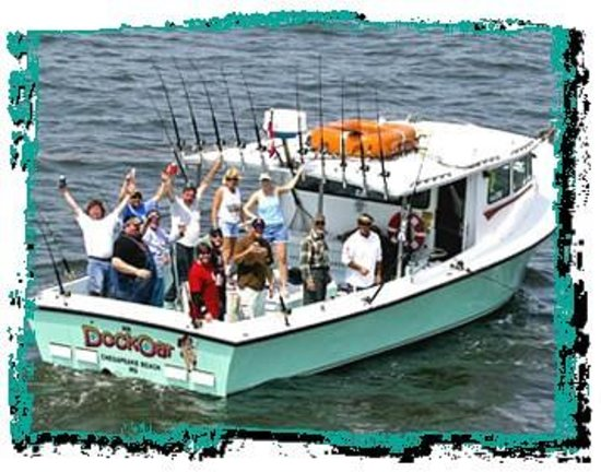 Offshore fishing review of dockoar fishing charters for Fishing in englewood florida