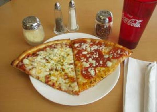 Primavera Pizza Photo