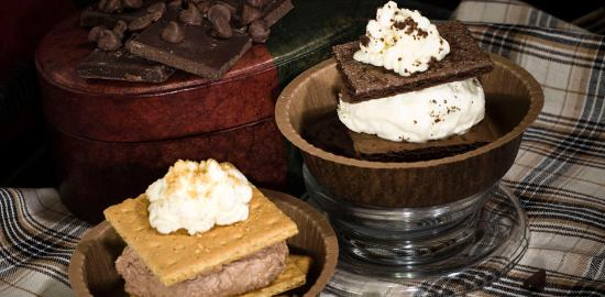 The Choc'late Mousse Pie Bar Image
