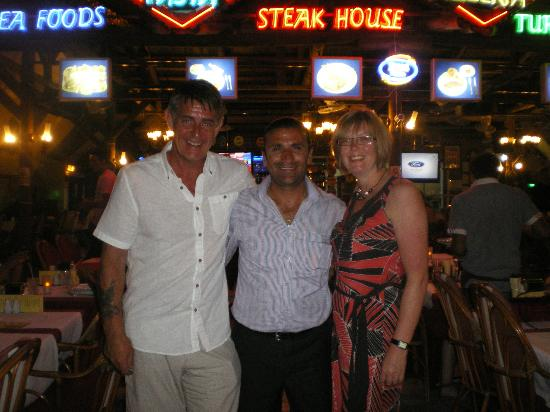 "Samdan Restaurant : Us with their very own ""Amoruso"""