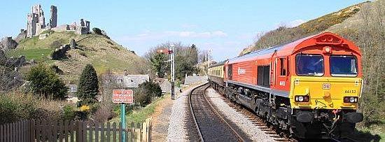 UK Railtours - Day Tours Photo