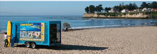 Foto de Club Ed Santa Cruz Surf School