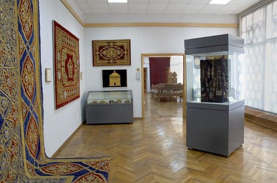 Uzbekistan State Museum of Applied Art
