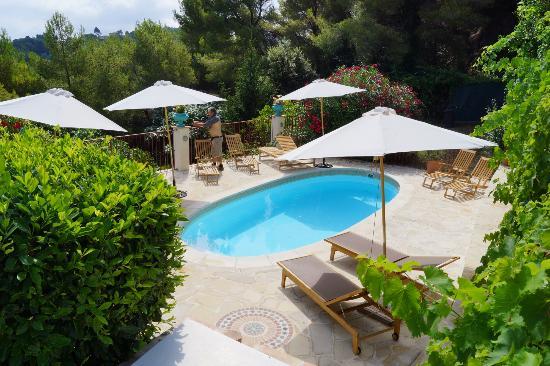 Villa Le Port d'Attache: swimming-pool