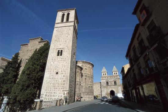 Iglesia de Santiago del Arrabal, Toledo. - Picture of ...