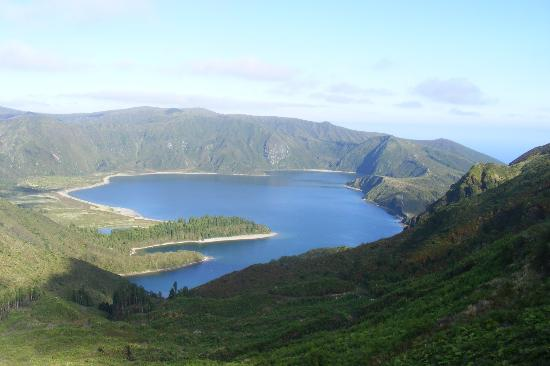 Azorean Tours: Lagoa do Fogo