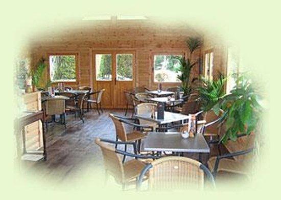 Gardeners Restaurant: Tearoom at Hilton Court