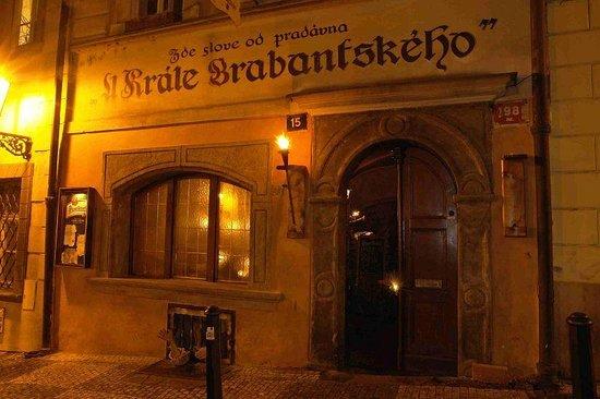 Tavern U Krale Brabantskeho