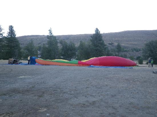 Morning Glory Balloon Tours: Getting started