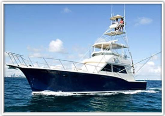 Lady Pamela 3 Dritfishing Photo