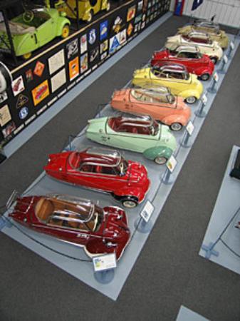 Foto de Bruce Weiner Micro Car Museum