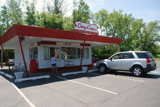 Dairy Dream Drive-In