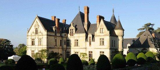 Gardens of the Chateau de la Bourdaisiere