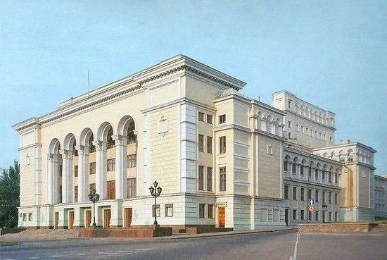 Donetsk National Academical Opera and Ballet Theatre