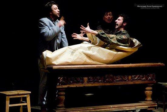 Taras Shevchenko Academic Ukrainian Drama Theatre