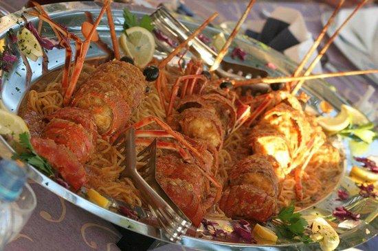 Antonijo: Lobster on buzzarra