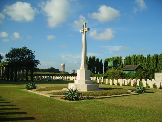 Foto de Madras War Cemetery