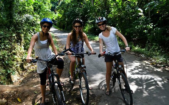 Bali Bella Cycling Tour Photo