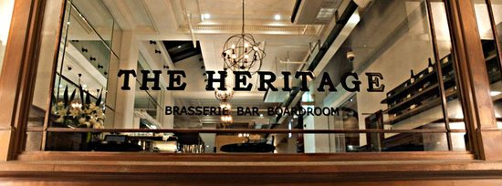 The Heritage Brasserie Bar & Boardroom