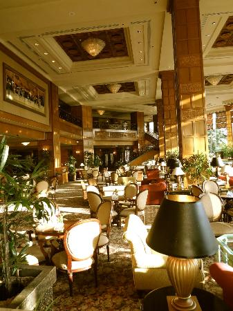 Shangri-La Hotel Surabaya: lobby