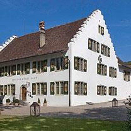Restaurant Schloss Wülflingen: Ansicht