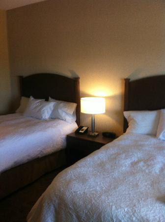 Hampton Inn by Hilton Sydney: 2 Queen Beds