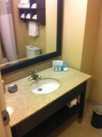 Hampton Inn by Hilton Sydney: Bathroom 2