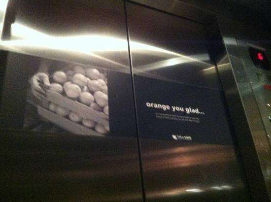 Hampton Inn by Hilton Sydney: Elevator