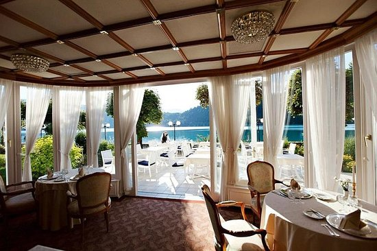 Juliana Restaurant bled slovenia