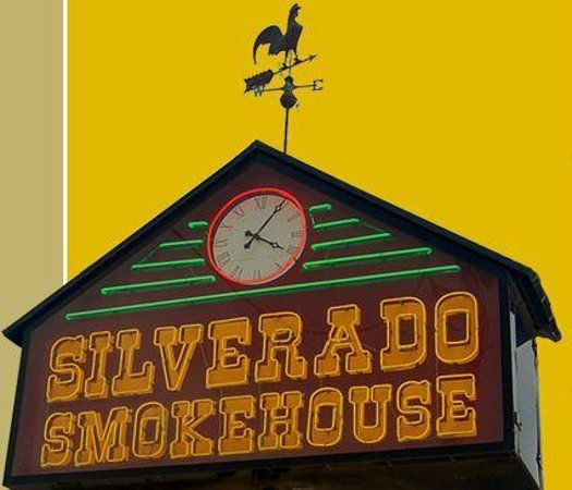 Silverado SmokeHouse: Sign