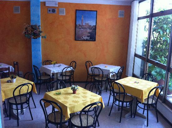 Hotel Garden: Saletta per le colazioni