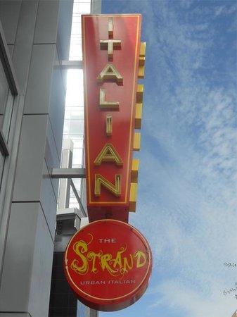 The Strand Urban Italian