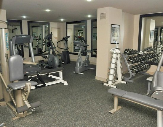 Prestige Hotel Vernon: Fitness Centre