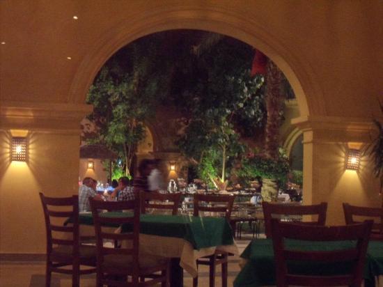 The Three Corners Sunny Beach Resort Italian Restaurant Close To Hotel