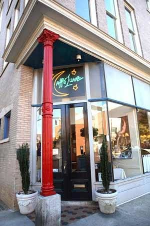 Caffe luna raleigh menu prices restaurant reviews for Rooms to go kids raleigh