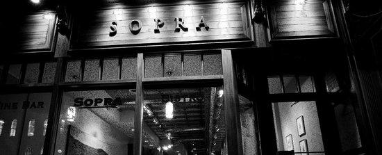 Foto de Sopra: An American Bistro