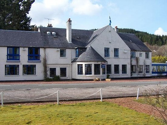 The Lochgair Hotel Restaurant Photo