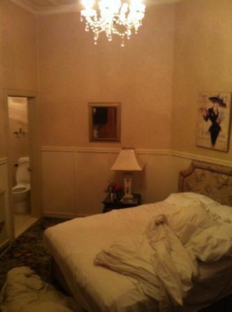 Princes Gate Hotel: estate room- top balcony