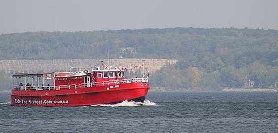 Door County Fireboat Cruises